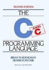 The C Programming Language : ANSI C by Brian W. Kernighan, 2nd Edition