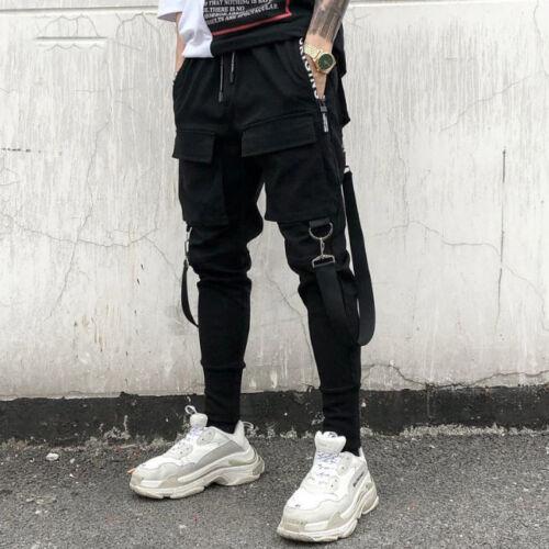 Men S Clothing Pantalones De Hombres De Carga Casual Nuevo Estilo Pantalon Ropa De Hombre Moda Clothing Shoes Accessories Misbits Ro