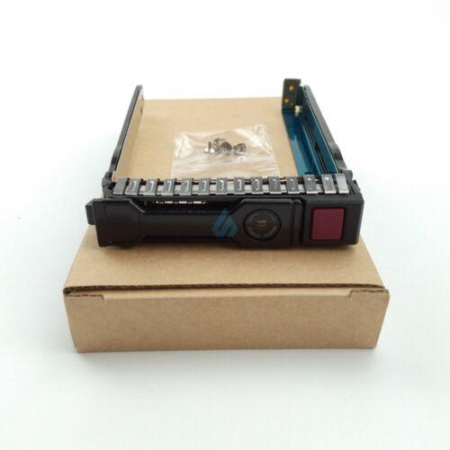 "New HP G8 Gen8 651687-001 Chip LED 2.5/"" SFF SAS SSD Tray Caddy DL380p Server G9"