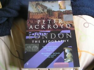 Details about Peter Ackroyd London The Biography [Paperback]