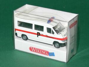 Wiking-Polizei-MB-Sprinter-Nr-10902-Neu-amp-Ovp