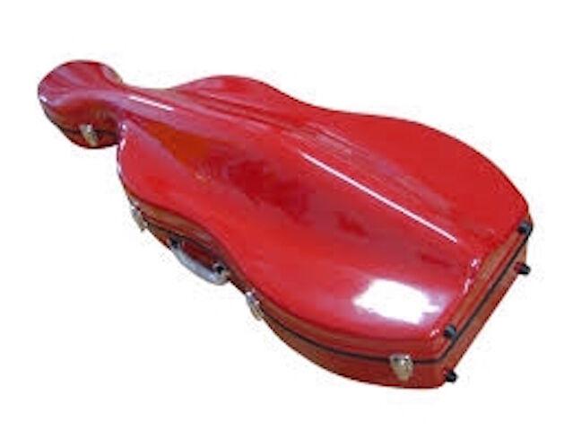 migliore vendita Eastman K1 Leggero Fibra di Carbonio Rossa Violoncello Custodia Custodia Custodia W rossoelle  designer online