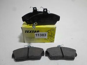 Pills Front Brake Pads Pad Set Textar ROVER 200 400 '90
