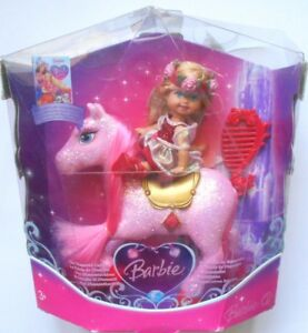BARBIE-SHELLY-IL-CASTELLO-DI-DIAMANTI-MATTEL-M0798