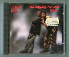 DJ Jazzy Jeff & The Fresh Prince cd AND IN THIS CORNER ... © 1989 JIVE ZD74292