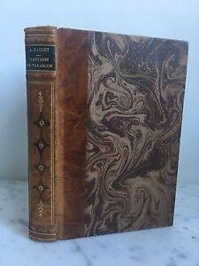 Alphonse Daudet Tartarin De Tarascon Novela Ernest Flammarion 1931