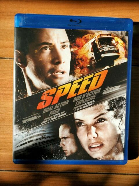 Speed And Speed 2 Collection - Blu-Ray (2 Disc Set)