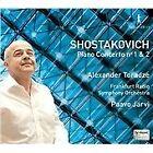 Dmitry Shostakovich - Shostakovich: Piano Concertos Nos. 1 & 2 (2012)