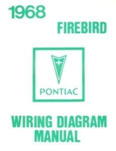 Magnificent Pontiac 1968 Firebird Wiring Diagram 68 Ebay Wiring Cloud Tobiqorsaluggs Outletorg