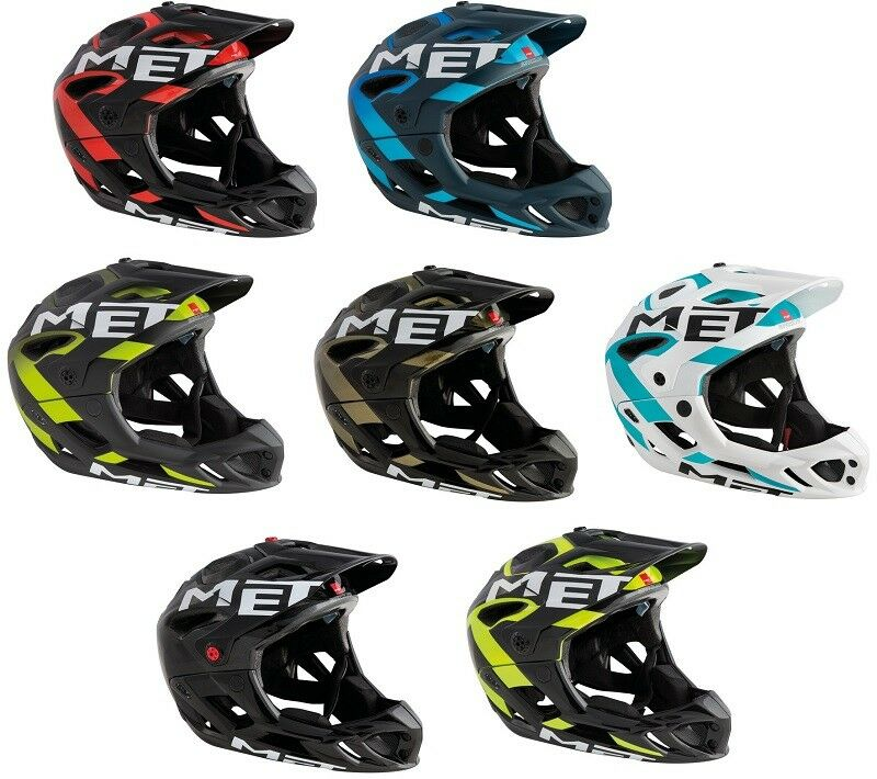 MET Parachute 2019 Full Face Enduro MTB Mountain DH  Bike Biking Crash Helmet Lid  outlet on sale