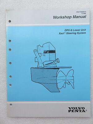 ganesh.dp.ua Volvo Penta DPX Lower Unit Xact Steering System ...