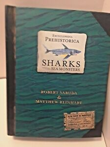 Encyclopedia-Prehistorica-Encyclopedia-Prehistorica-Sharks-and-Other-Sea