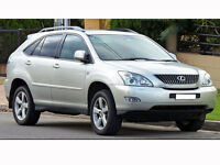 Lexus Rx Half Size Car Cover