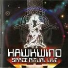 Space Ritual Live 2014 Deluxe Ed With DVD Hawkwind Audio CD