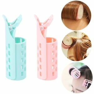 Styling-Fringe-Bangs-Front-Curler-Roller-Holder-DIY-Hair-Pin-Clip-Women-Fashion