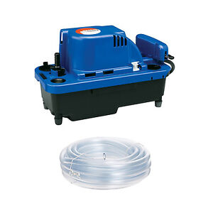 Little Giant VCMX-20ULST NXTGen High-Capacity Condensate Removal Pump w/ Tubing