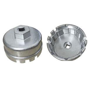 Oil-Filter-Housing-Tool-Remover-Cap-Wrench-14-Flute-For-Lexus-Toyota-Highlander