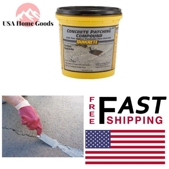 Quikrete 865035 Concrete Patch Compound