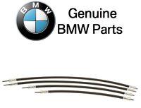 Bmw Vertical + Seat Back Adjustment Cable Driveshaft Set Front E38 E39 M5 750il on Sale