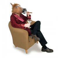 The Mask Biz Horse Head Mask Authentic Brand Mask The Best Horse Head Mask