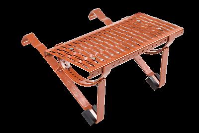 Fürs Dach Heimwerker GroßE Auswahl; Clever Dachtritt Steigtritt 100/120 Komplett Für Dachziegel Kaminpodest Laufrost !