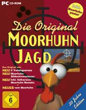 Artikelbild Moorhuhn-20 Jahre Edition ak PC DVD Spiele NEU OVP
