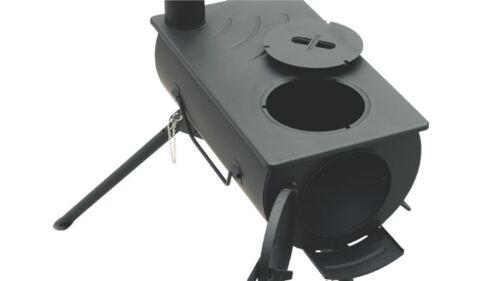 outbacker portable en bois Combustion Poêle pour cloche Tente tipi avec GRATUIT