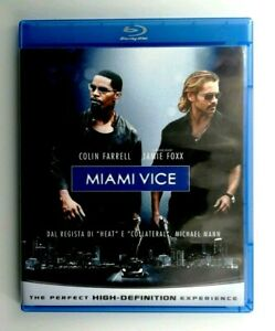 BRD-DVD-FILM-Blu-Ray-Bluray-Miami-Vice-The-Perfect-High-Definition-Experience