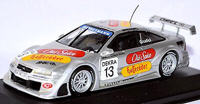 Automotive Opel Calibra V6 Itc 1996 G.giudici #13 Scuderia Giudici Silver Metallic 1:43 Chills And Pains