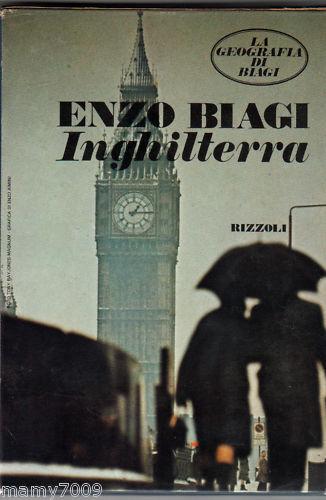 INGHILTERRA=ENZO BIAGI=1980