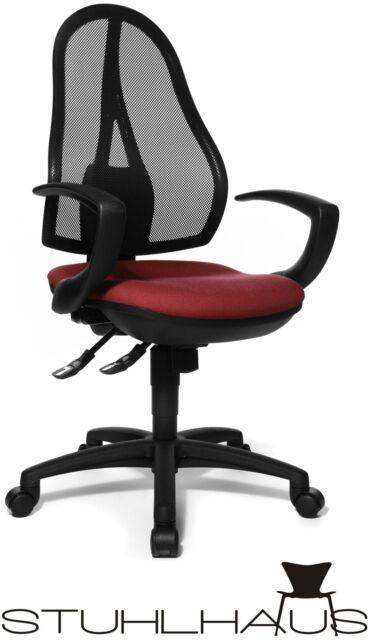 Bürostuhl Schreibtischstuhl Drehstuhl Topstar Open Point SY apfel grün B-Ware