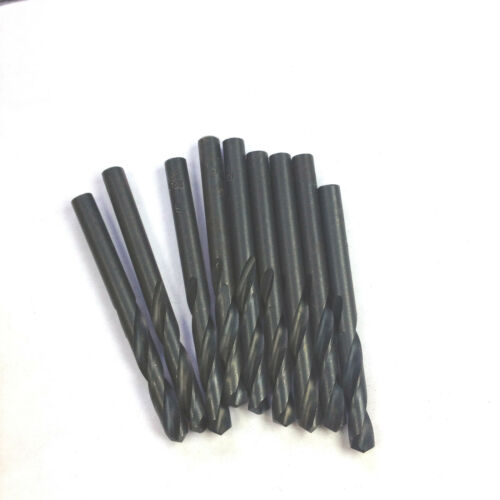 135 Deg Split Point Irwin HSS 12 PCS Number #9 M2 Screw Machine Drill Bits