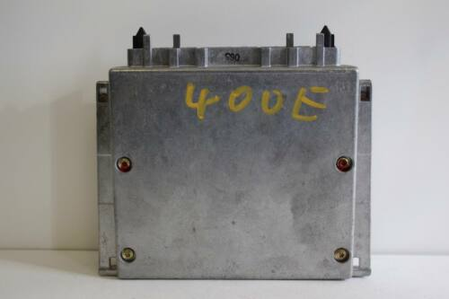 1994-1995 MERCEDES BENZ E420 ENGINE COMPUTER MODULE 013 545 94 32