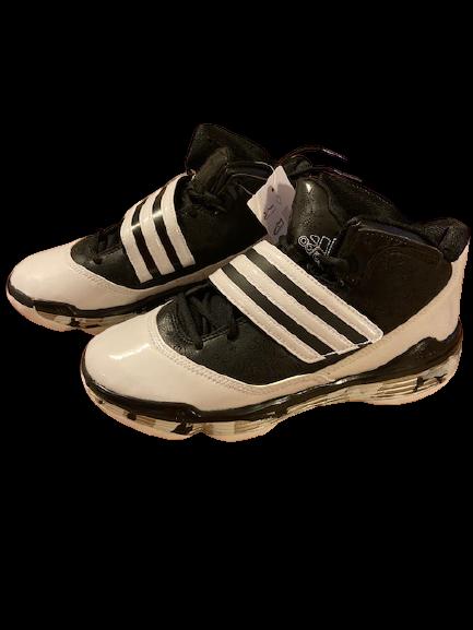 adidas TS Ace Commander Team W Women's Basketball Shoes Black White Sz. 5.0