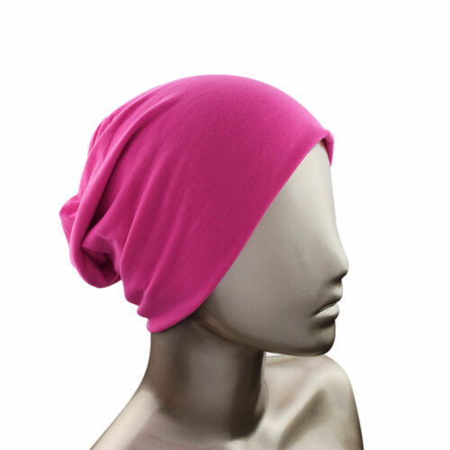 Women Men Unisex Slouch Winter Knit Hip-hop Cap Beanie Baggy Hat Ski Crochet Dw