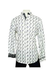 Rock-Roll-n-Soul-Fault-in-Our-Stars-Maltese-Cross-Dress-Shirt-Rocker-Dress-Shirt
