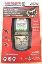 Tecmate TM-291 Lithium Battery Saving Charger//Tester//Maintainer 4S 5A - 10-Step 12.8V//13.2V 5A