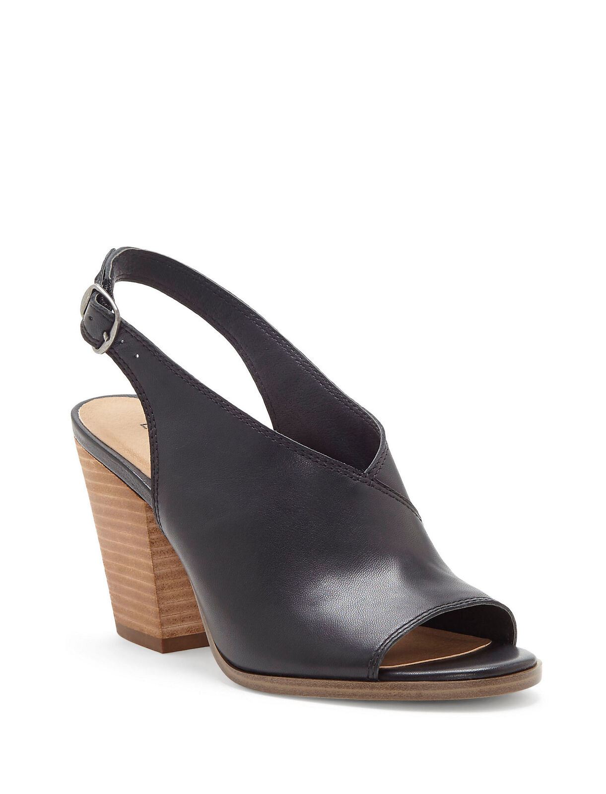 80% di sconto Lucky Brand donna Ovrandie Ovrandie Ovrandie Slingback Peep Toe Heel  fino al 50% di sconto