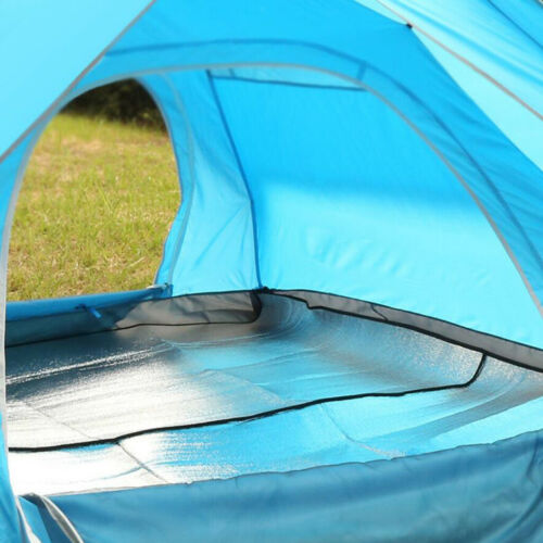 Aluminiumfolie faltbare wasserdichte kampierende Decke Picknick-Strand-Matte