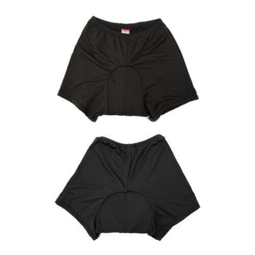 Hommes 5D Gel Rembourré Cyclisme Short Vélo Équitation Pantalon Court Sous-vêtements K2