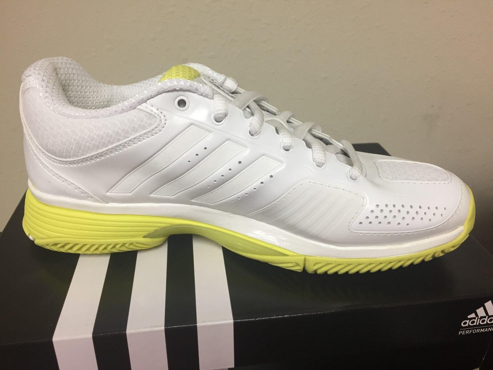 Adidas Womens Adipower Shoe Barricade Tennis Shoe Adipower Style #G64775 20c869