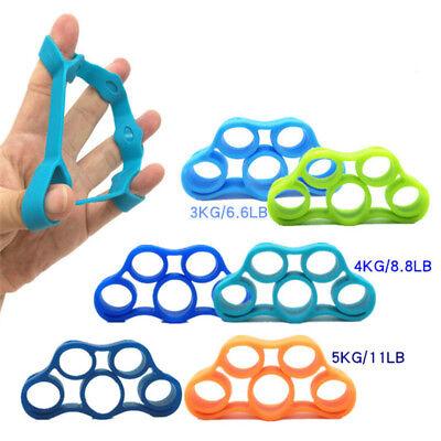 3PCS Restore Strengthen Squeeze Ball Hand//Wrist//Finger Therapy Exerciser Grip #U
