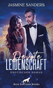 Devote-Leidenschaft-Erotischer-Roman-von-Jasmine-Sanders-blue-panther-books