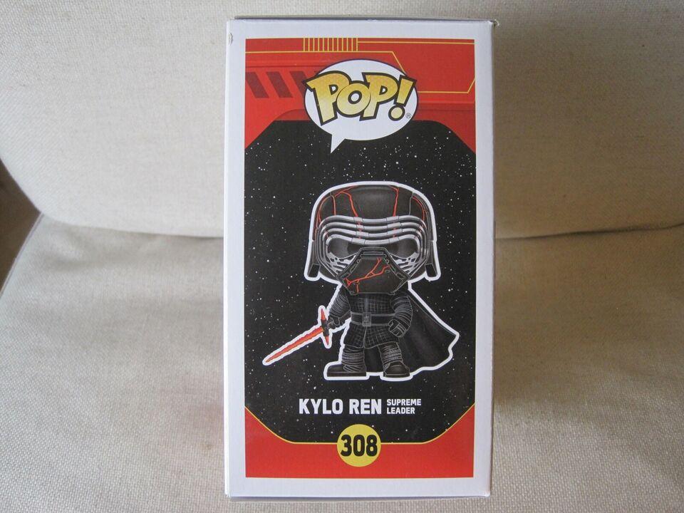 Funko Pop #308 Kylo Ren