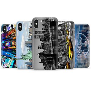 Details about NEW YORK PHONE CASE MANHATAN BRIDGE BIG APPLE AMERICA MUSCLE COVER FOR IPHONE