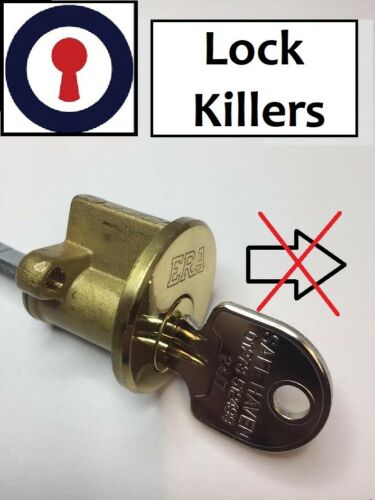 OWED RENT MONEY? lock killers for Euro Oval Yale 1st P/&P Revenge Keys Rim