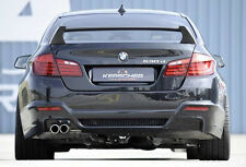 BMW Genuine Kerscher Brand OEM F10 F11 5 Series 2011+ Rear Bumper Assembly NEW