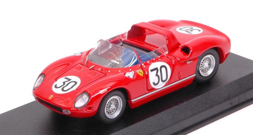 Ferrari 250 p   30 winner sebbague 12 hrs 1963 j. surtees l. svoiturefiotti 1 43 model  Dans votre attente