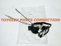 Genuine Lexus Ls430 01-06 Factory 69060-50050 Lh Rear Door Lock Actuator