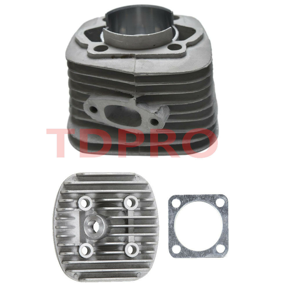 Cylinder  & Cylinder Head Gasket For 66cc 80cc Motorized Bicycle Bike Engine  online at best price